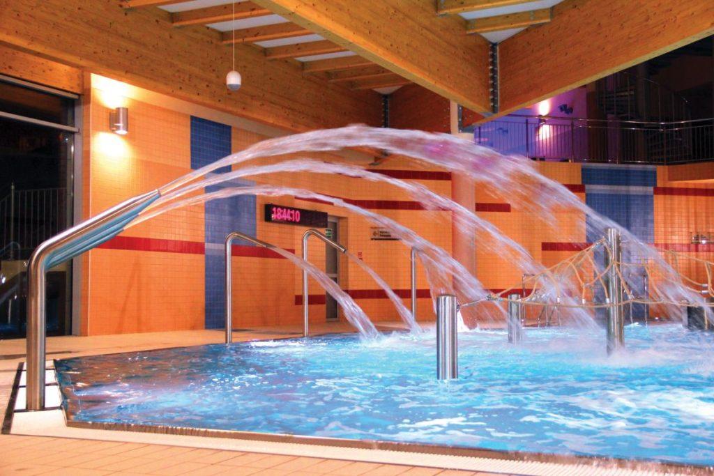 Świeradów Zdrój hotele z basenem